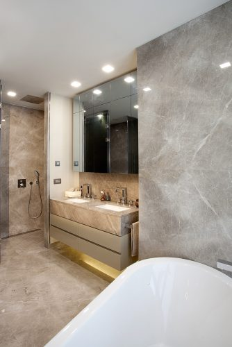 Armani Residence Apartments Temmer Marble