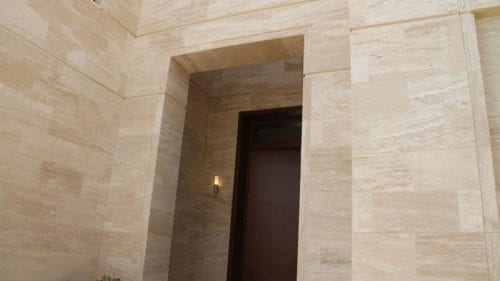 Projects House   Denizli Travertine
