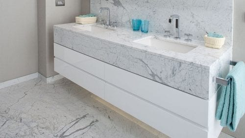 Projects Residence  Bathroom Sink Kitchen  Carrara